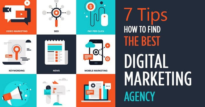 7 ways to find digital marketing agency for your company